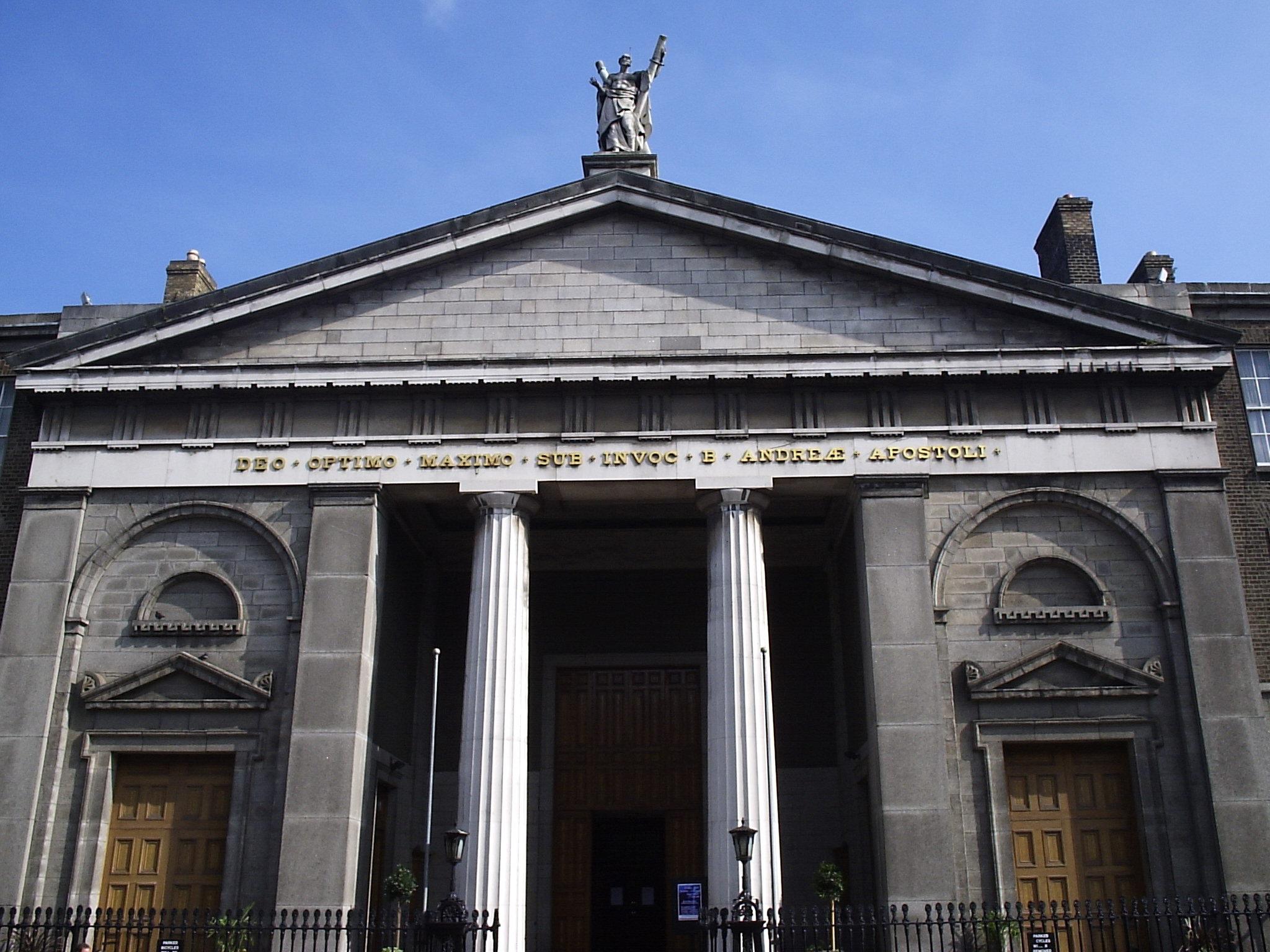 St Andrew's Church, Westland Row
